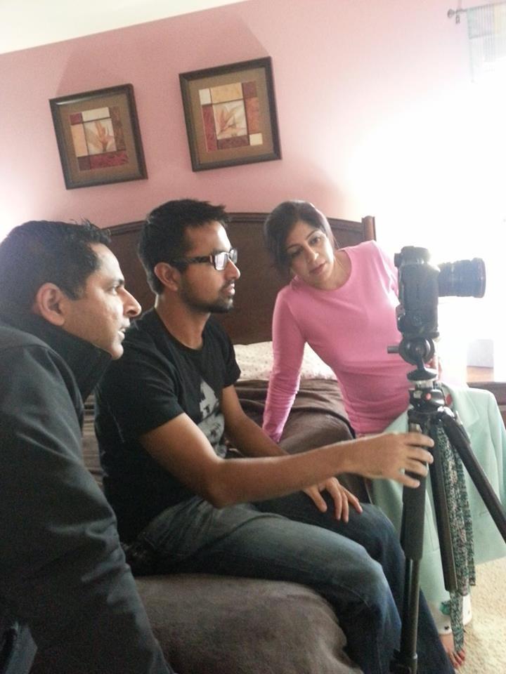 Kiran Photography - Behind The Scenes