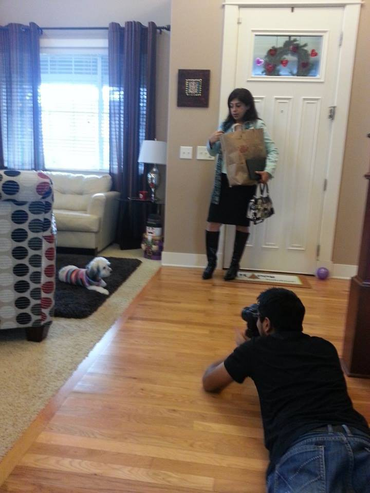 Kiran Photography Promo Video = Behind The Scenes #2