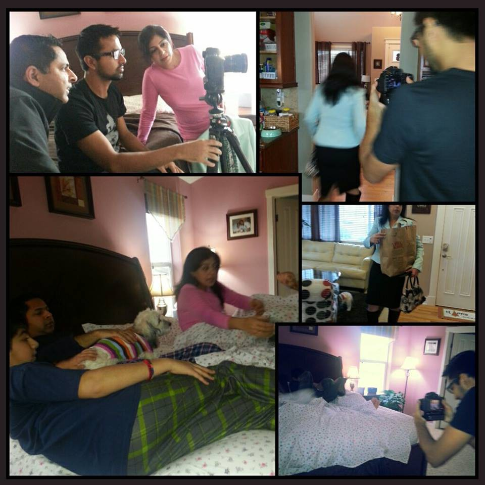 Kiran Photography Promo Video = Behind The Scenes #3
