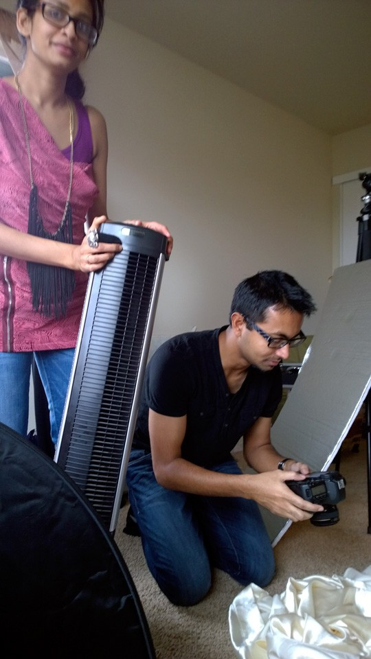 Kiran Photography Promo Video = Behind The Scenes #4