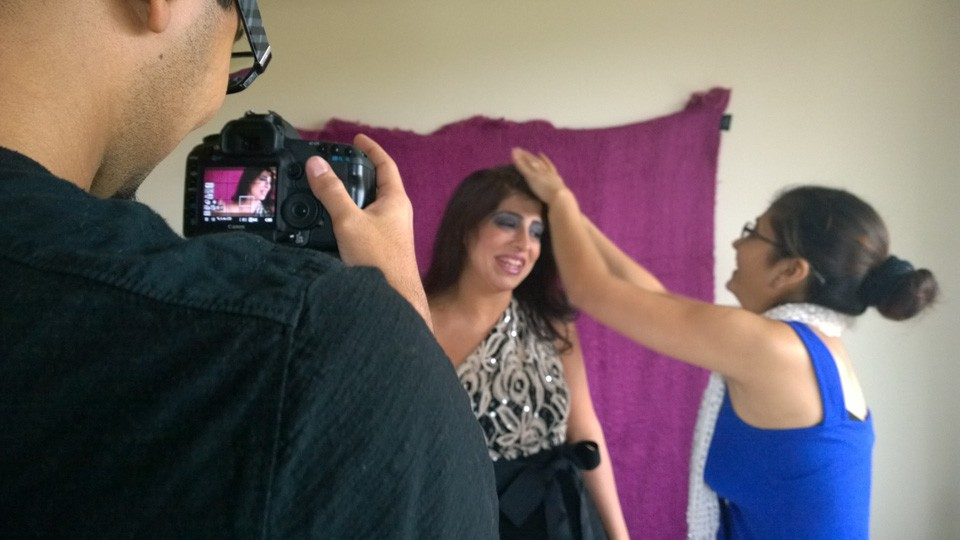 Kiran Photography Promo Video = Behind The Scenes #5